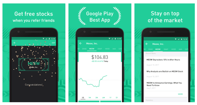 mobile investing apps